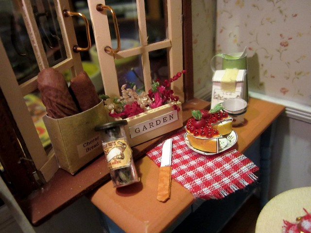 Mel's miniature house 4