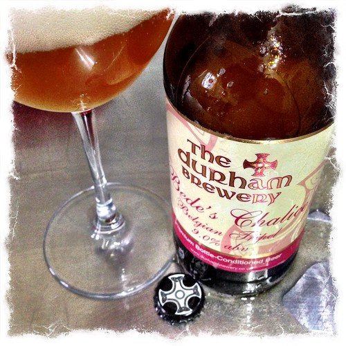 The Durham Brewery - Bede's Chalice - Belgian Triple