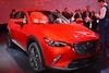 Salón del Automóvil de Los Ángeles 2014 brilla con luz propia Visión Automotriz Mazda CX-3 2016