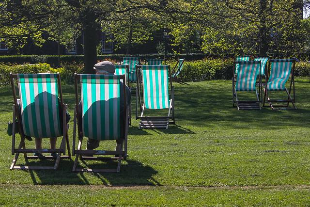 Regent's Park de Londres, Reino Unido