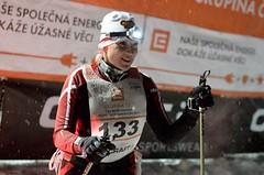 Kožíšek a Vojtková vítězí v prvním díle SkiTour
