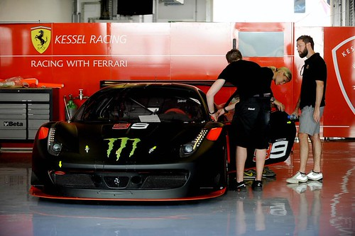 Ferrari 458 GT3 Challenge Evo