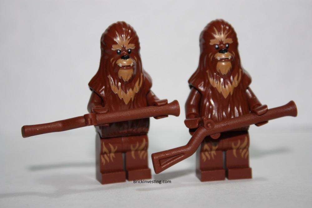 Wookies 75084