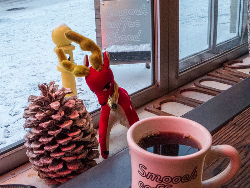 SMOOCH COFFEE STAND