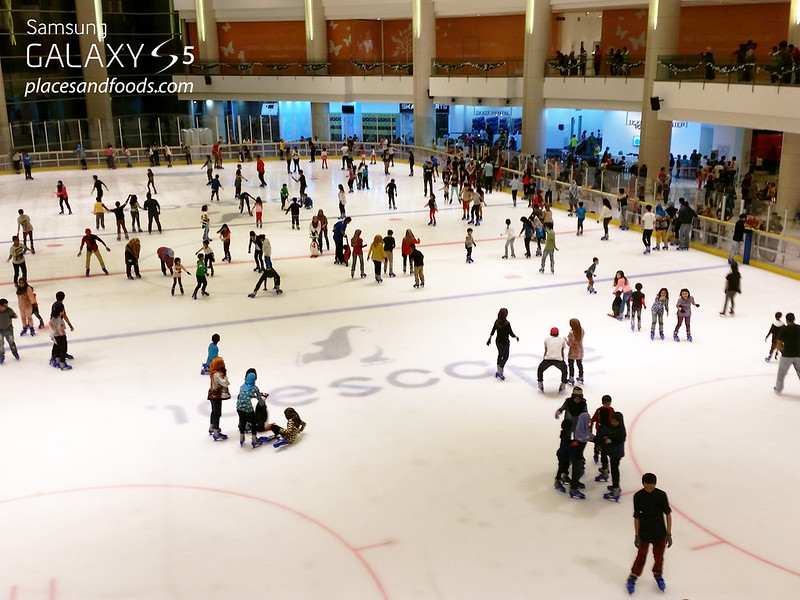 ioi city mall putrajaya icescape ice rink