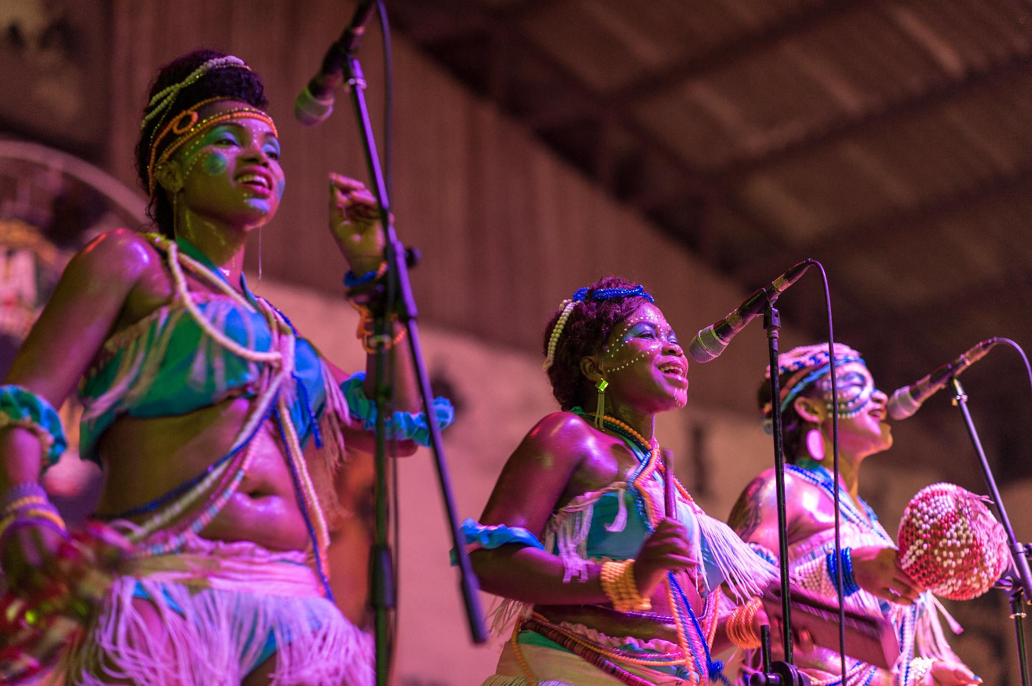 Afro-beat Backup Singers
