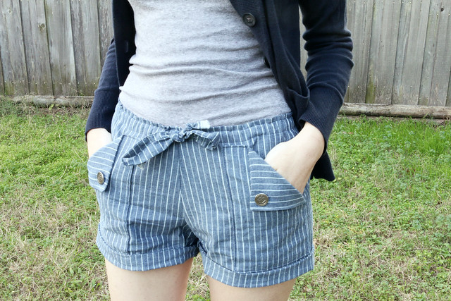 Blank Slate Oceanside Shorts