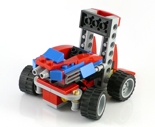 LEGO Creator 31030 Red Go-Kart 11