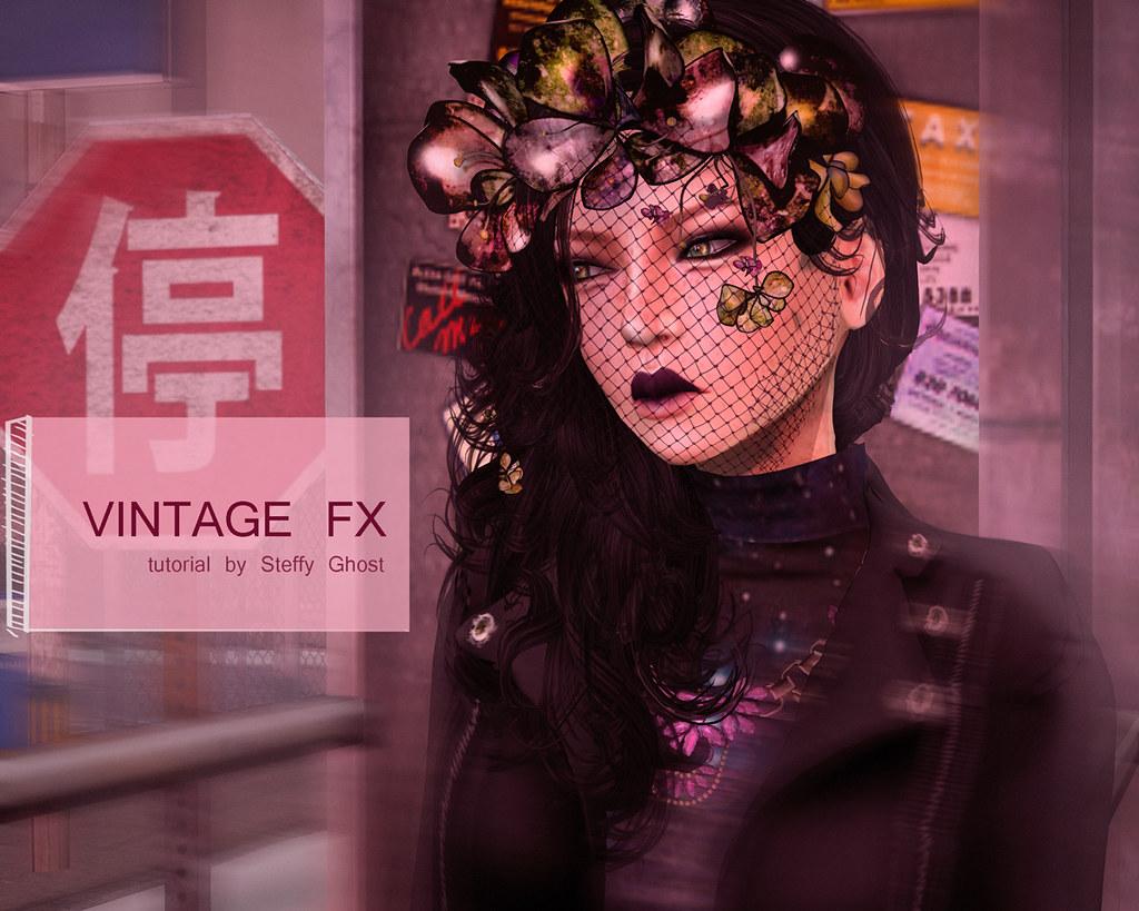 #TUTORIAL - Vintage FX