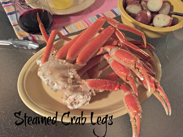 how to cook king crab legs on the stove