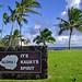 'Aloha !' -- Kaua'i (HI) October 2014
