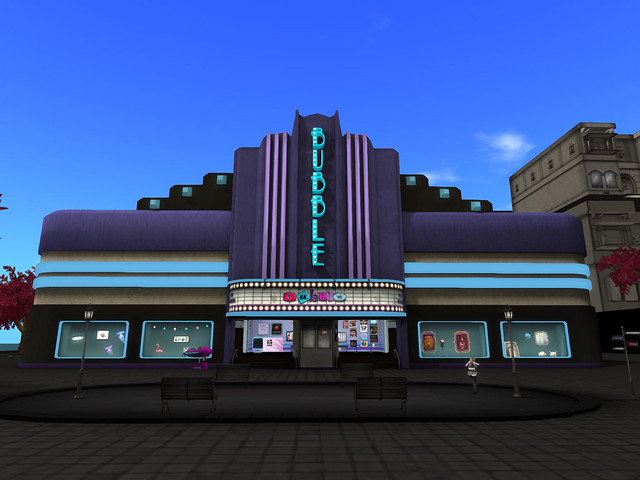 My favourite Second Life stores: [ bubble ]