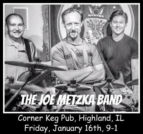 Joe Metzka Band 1-16-15
