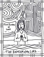 Lent 01 Coloring page
