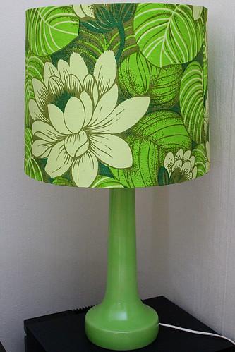 Lamp Sweden 70s