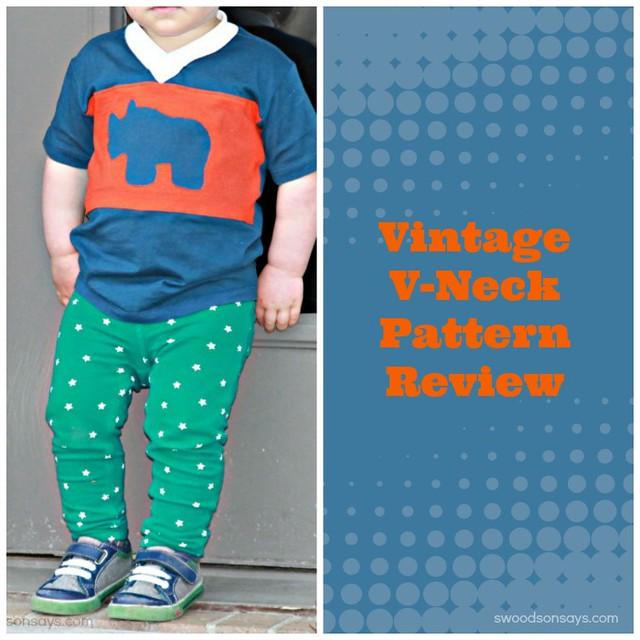 Vintage Vneck Review