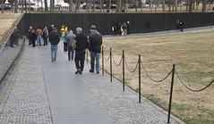 Memorial to the Vietnam War.