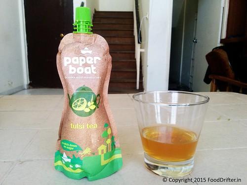 Tulsi Tea Paper Boat Beverages