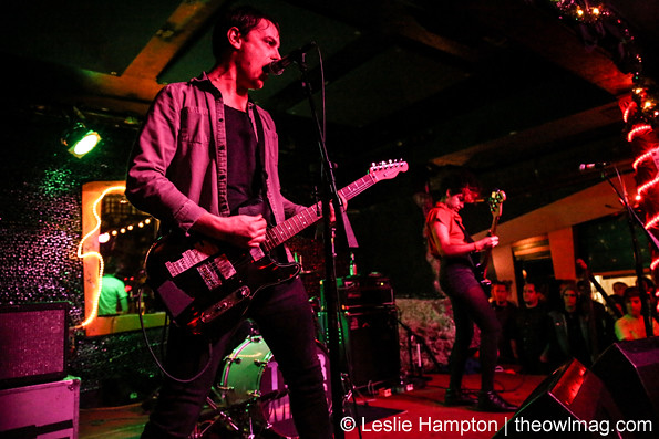 The Thermals + Bit Brigade + Daikon @ Bottom of the Hill, San Francisco 2/5/15