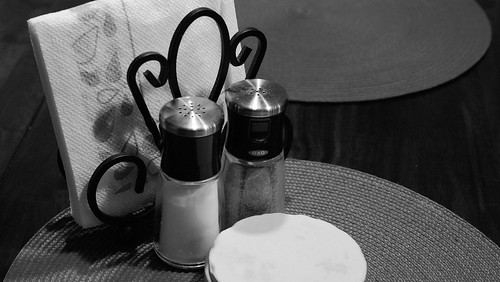 Salt and pepper-Sigma DP2Q