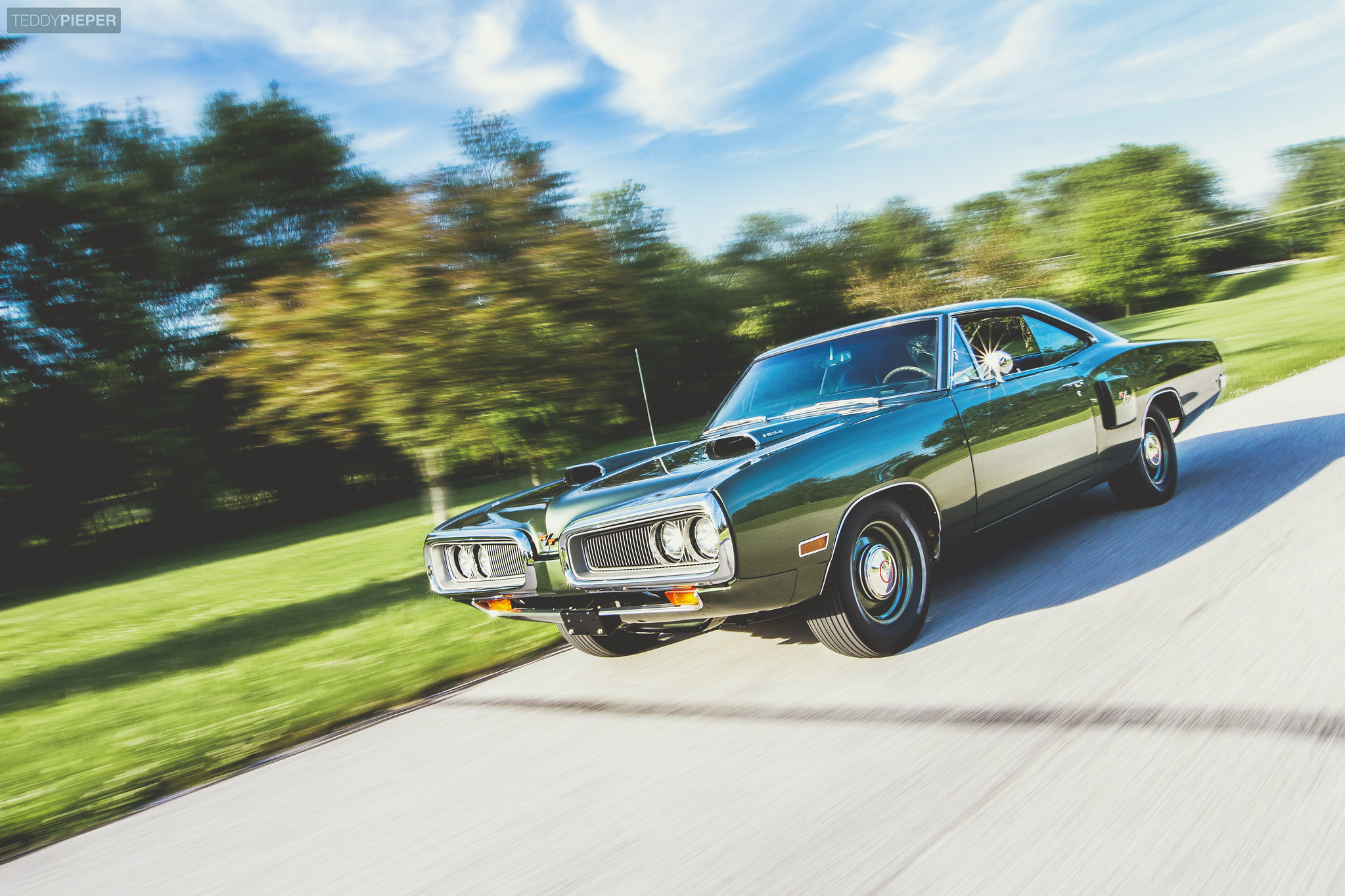 1970 Dodge Hemi Coronet R/T | Teddy Pieper Photography & Design