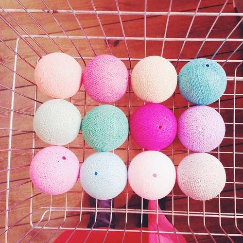 colourful balls of happiness
