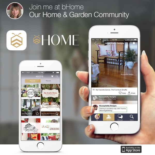 bHome Mobile App-Housepitality Designs