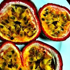 Woohoo! It\'s passion fruit season in Saigon!