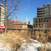 Wintertime Highline