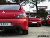 Mitsubishi Lancer Evolution IX & Mitsubishi Lancer Evolution IX MR '07