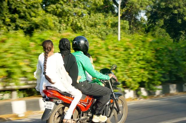 India - bike