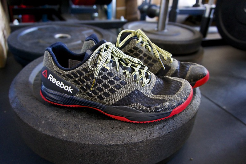 Reebok Crossfit Nano 5.0 Vs 6.0