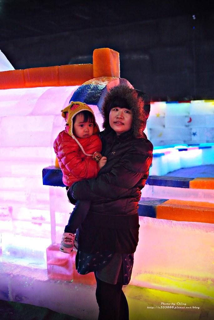 台中高鐵-2015正宗哈爾濱冰冰燈冰雕展-45