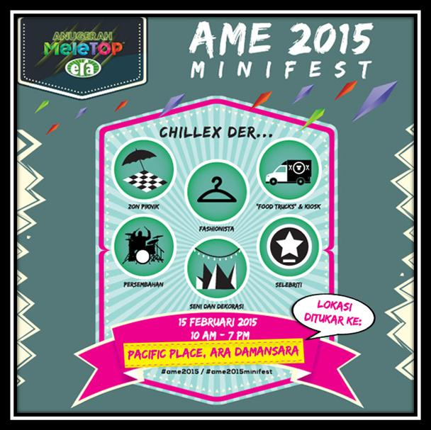 Anugerah Meletop Era Minifest