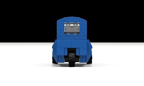Lego Peel P50