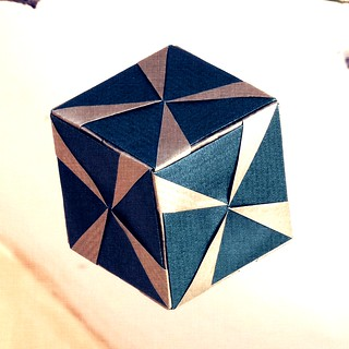 Sonobe Cube