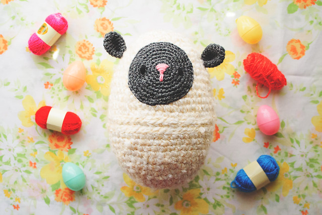 Crochet: Egg of Lamb