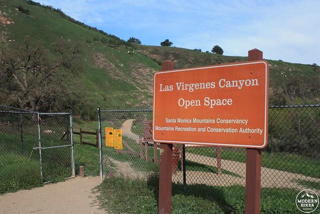 las virgenes canyon 2