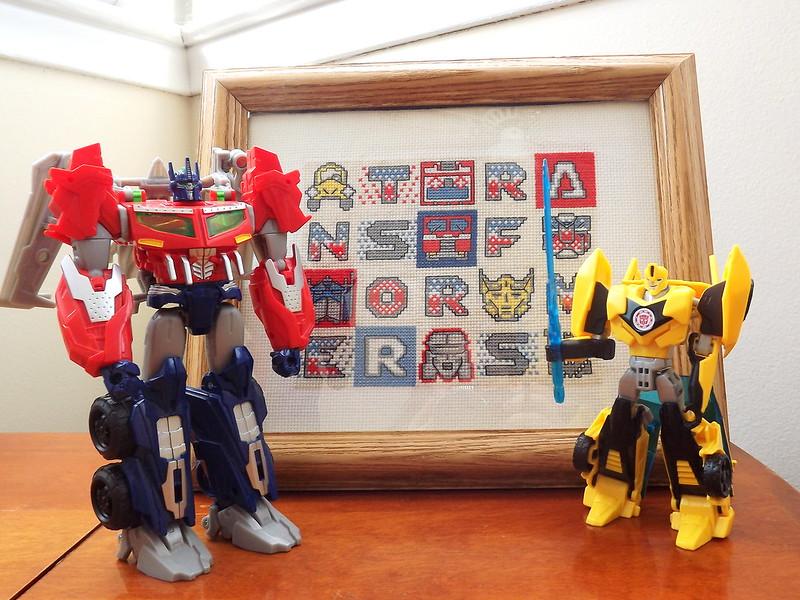 Optimus & Bumblebee