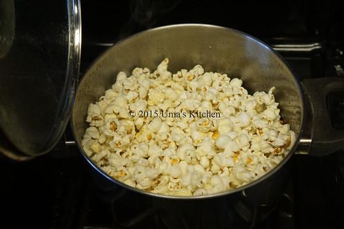 Stovetop popcorn 5
