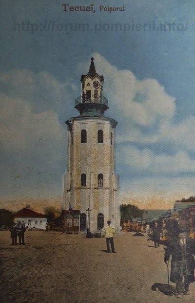 Foisorul din Tecuci