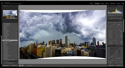 Storm Panorama - Stage 9