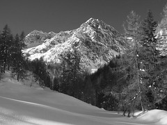 Winter on Corno Rosso