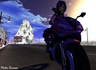 Simbaz Motorz Frozen Heaven Track 2