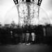 City of ghosts. De globe and la tour by Tunguska RdM