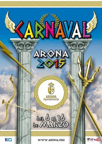 Arona Carnaval poster