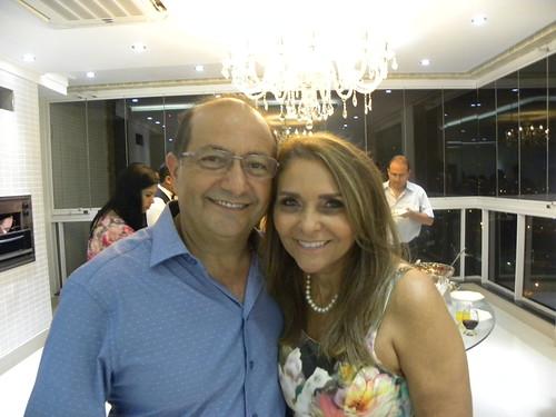 Roberto e Vera Branco