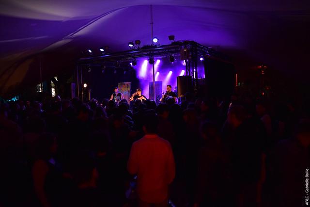 Live de Sidi Wacho au #festival #OFF16