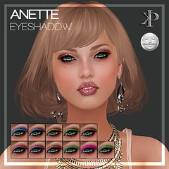 Anette Eyeshadow Ad - Lelutka