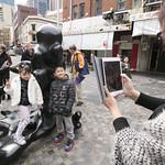 Chinatown opening - Thomas Street upgrade